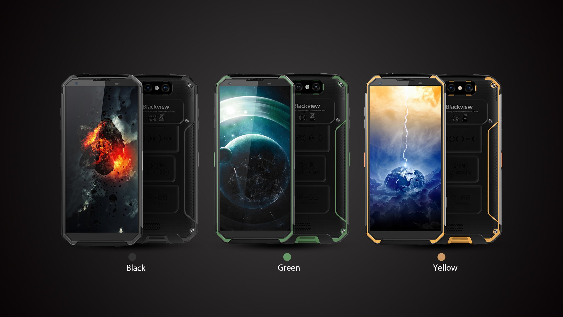 Blackview's BV9500: most amazing and uncrackable smartphone - Inceptive Mind